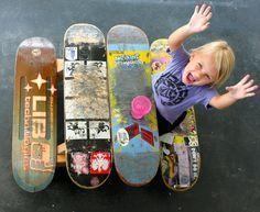 skateboard picnic table