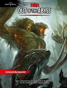 Dungeons & Dragons 5th Edition: Out of the Abyss - Preorder