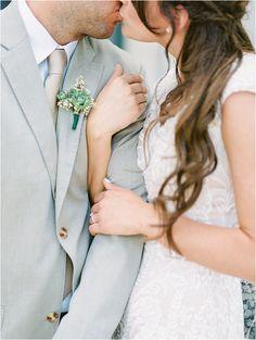 Santa Barbara Wedding Photography - Los Angeles Temple Wedding
