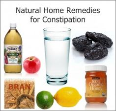 Natural Home Remedies for Constipation, by Rosie2010