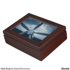 Clear Prop! Memory Box