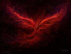 The Phoenix Rise by amorphisss on deviantART