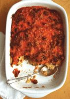 A simple but satisfying casserole bursting with sausage and cheese is an easy favorite for late, lazy weekend breakfasts.