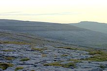 a description of the geography and climate in the burren region in county clare Dr arnold horner, who lectures in geography at university college dublin (ucd), is the author of this article on the physical landscape of ireland he explores some facts about the physical landscape of ireland, and considers some of the processes that influence and have influenced its formation.