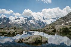 Gran Paradiso National Park   ... .com/post/58059622065/laghetti-del-lauson-gran-paradiso-national-park