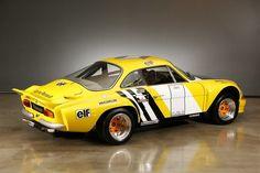 """1965 Renault Alpine - Renault A 110 """"Tour de Corse""""   Classic Driver Market"""