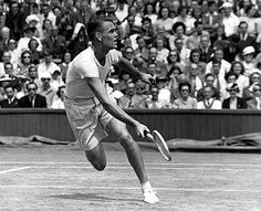 """John Albert Kramer (1921 –  2009) was an American tennis player of the 1940s & 1950s. A World No. 1 player for a number of years, & one of the most important people in the establishment of modern men's """"Open""""-era tennis, he was the leading promoter of professional tennis tours in the 1950s & 1960s. He was a relentless advocate for the establishment of Open Tennis between amateur & professional players. Open Tennis lost by five votes in 1960, but became a reality in 1968."""