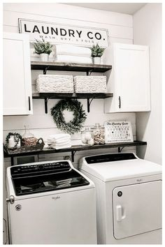 Astonishing Laundry Room Remodel Ideas ( Remodel Tips & Things to Consider) Laundry Room Remodel, Laundry Decor, Small Laundry Rooms, Laundry Room Organization, Laundry Room Design, Laundry In Bathroom, Laundry Area, Laundry Closet Makeover, Laundry Room Cabinets