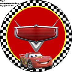 Kit para impressão carros disney, Kit festa carros, Festa carros da disney, Scrap festa carros, Ideias para festa carros, Fazendo a nossa festa carros, fazendo a minha festa carros,