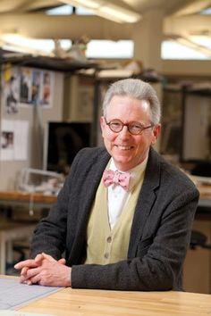 Stylish Subtleties: Jeff Pike Professor of communication design, Sam Fox School of Design & Visual Arts, Washington University By Nancy Curtis February 25, 2013 3:26 PM