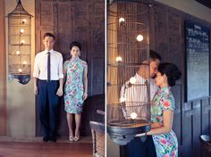 In The Mood For Love…