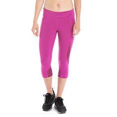 Leggings everyday ! Discover the RUN CAPRIS. / Un legging pour chaque jour! Découvrez les CAPRIS RUN.
