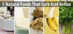Anti Acid Reflux Foods