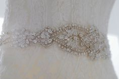 The details are everything, Pronovias Ombera Gown.