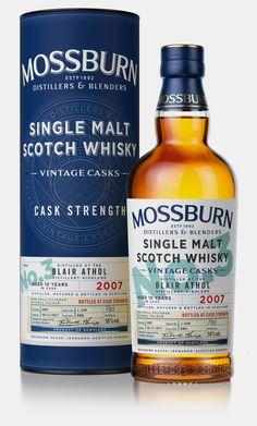 Highland Single Malt Scotch Whisky - bottled at cask strength
