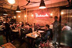 Bukowski, Brixton   Winner of HYHOI.com Best Burger 2014   Have You Heard Of It? bar & restaurant recommendations