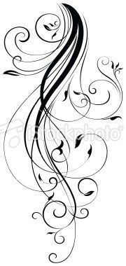 I want this to go down the center of my back in between my two shoulder pieces