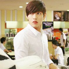 "Kang Ha Neul in ""To the Beautiful You"" series To The Beatiful You, You Are Beautiful, Korean Drama Stars, Korean Star, Yook Sungjae, Tvxq, Boys Over Flowers, Flower Boys, Korean Celebrities"