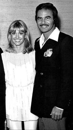 Olivia Newton-John and Burt Reynolds Her Music, Good Music, Olivia Newton John Grease, Burt Reynolds, Sharon Tate, Music Photo, Michael J, Dolly Parton, Great Movies