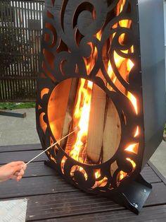 Corten Brazier#corten#outdoor#fire
