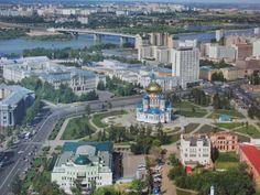 Omsk, Siberia, Russian Federation
