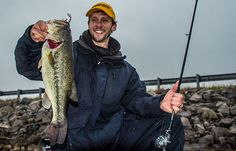 Wintertime bass can be difficult to pattern but riprap offers anglers an outstanding alternative when the bass won't cooperate. Regardless of the conditions or mood of the bass, fishing riprap with crankbaits is a solid fallback pattern that can salvage an otherwise subpar day on the water. 2014 Bassmaster Classic qualifier and FLW Tour pro ...