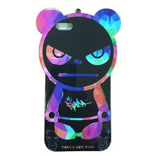 Cute GD 3D Panda 4.7 Phone Case Coque For iPhone 6 6S Soft TPU Silicone Back Shell Cover Fundas For iPhone 6 6S Plus 5.5(China (Mainland))