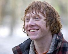 Ron Weasley - Rupert Grint <3. I LOVE HIM