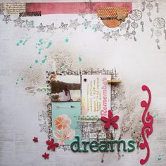 In my dreams by Smile_Art, using products from 3rd Eye <3