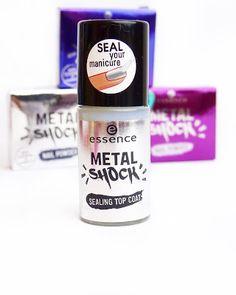 sophias.kleine.welt: Review   Metal Shock Nail Powder - Essence