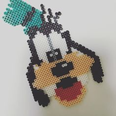 Goofy perler beads by s.petitbonheur