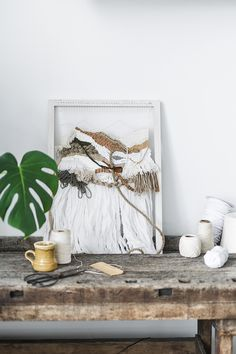 Laine Toia - Bespoke Weavings are hand made wall hangings made in New Zealand using traditional methods influenced by my Maori her Bespoke, Weaving, Traditional, Frame, Wall, Handmade, Photography, Painting, Home Decor