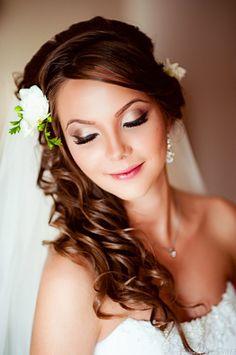 wedding make up @Sarah Nasafi Alexander I love everything about this!