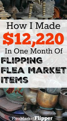 Fantastic month of flipping flea market and thrift items! Love that I get to live my passion of treasure hunting every day and still provide for my family. Earn More Money, Make Money Fast, Earn Money Online, Online Jobs, Make Money From Home, Trade Finance, Finance Business, Business Management, Finance Tips