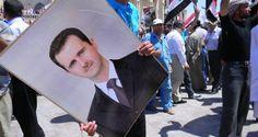 """Der Krieg in Syrien ist das Ergebnis von George W. Bushs """"Krieg gegen den Terror"""", durch den säkulare arabische Regierungen gestürzt und radikalislamische Gruppierungen gestärkt wurden."""