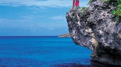 "Cliff Diving in Negril; Avoya Travel Article: ""3 Best All-Inclusive Jamaica Resort Cities"""