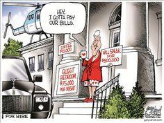 Political Cartoons by Gary Varvel