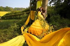 The Arrival of Gaia by Kirsty Mitchell