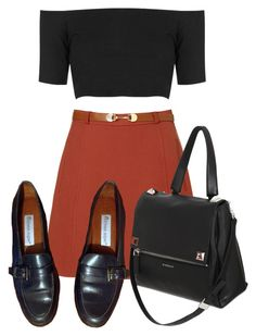 """""""They can't love me like you."""" by forever-young89 ❤ liked on Polyvore featuring Etienne Aigner, Topshop and Givenchy"""