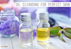 Cleaning your skin with chemicals does more harm than it does good. Try the oil cleansing method instead and get radiant, youthful, healthy skin in no time. Coconut Oil For Acne, Coconut Oil Uses, Natural Oils, Natural Skin Care, Natural Herbs, Natural Beauty, Oregano Oil Benefits, Oil Cleansing Method, Cellulite Scrub