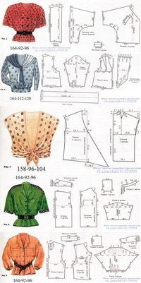 Sewing Patterns Simple Costura Ideas For 2019 Easy Sewing Patterns, Vintage Sewing Patterns, Sewing Tutorials, Clothing Patterns, Pattern Sewing, Pattern Drafting, Loom Patterns, Poncho Patterns, Kurti Patterns
