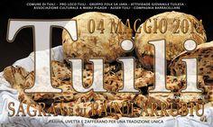 9°SAGRA DE SU PANI ARRUBIU – TUILI – DOMENICA 4 MAGGIO 2014