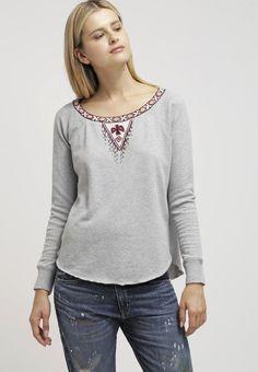 Denim & Supply Ralph Lauren Sweater - vintage grey heather - Zalando.nl