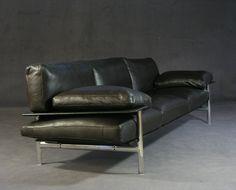antonio citterio & paolo nava / b&b italia diesis sofa