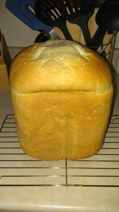 (Bread Machine) 2 Lb. Traditional White Bread turned out great!  My hubby & daughter love it