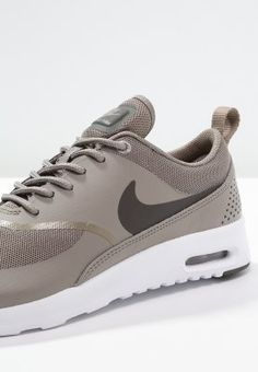 Nike Sportswear AIR MAX THEA - Baskets basses - iron/dark storm/white - ZALANDO.FR