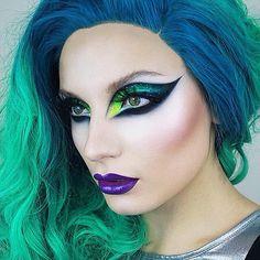 AMAZING MAKEUP  ARTISTRY BY THE  FABULOUS @pennold  Be Fabulous Share your look using #amazingmakeupart to be featured  ________________________________________ #fashion #mua #makeupartist #nails #hair #makeup #beauty #beautiful #photographer #makeupaddict #artwork #makeupjunkie #model #instamakeup #love #cosmetics #motd #lotd #contour #brows #lip #lipstick #eyes #facechart #art #makeuplover #myartistcommunity #nailart