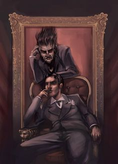 The Picture of Dorian Gray by ~spyders on deviantART