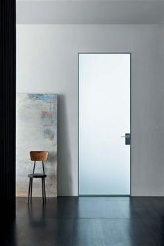 Glazen deuren in huis