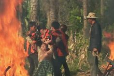 The Murders of Gonzago ~ On the film The Act of Killing, in which the actual perpetrators of a 1966-1966 Indonesian genocide recreate their own actions for the camera, and what it can tell us about our memories of the Vietnam War.